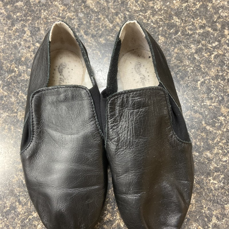 Jazz Shoes, Black, Size: 12<br /> Condition: Excellent