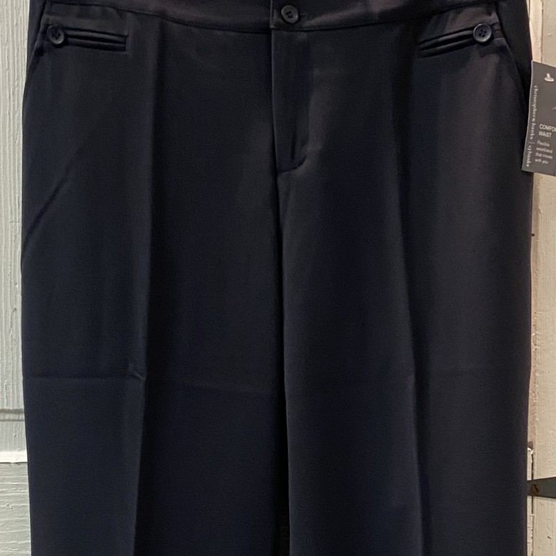 NWT Navy Pants.