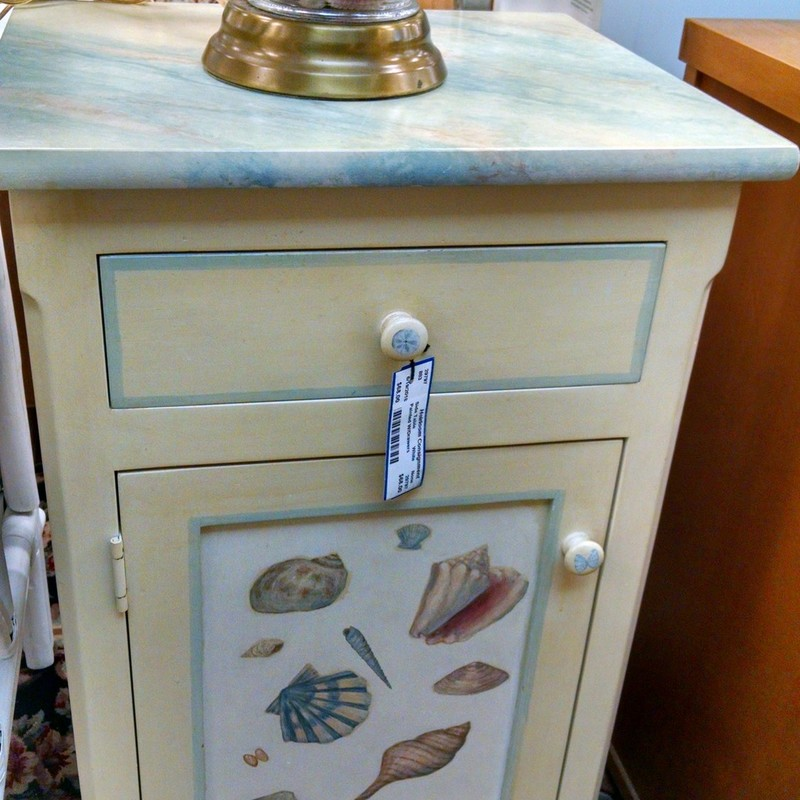 Painted W/Drawers