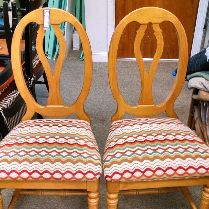 2 Side Chairs