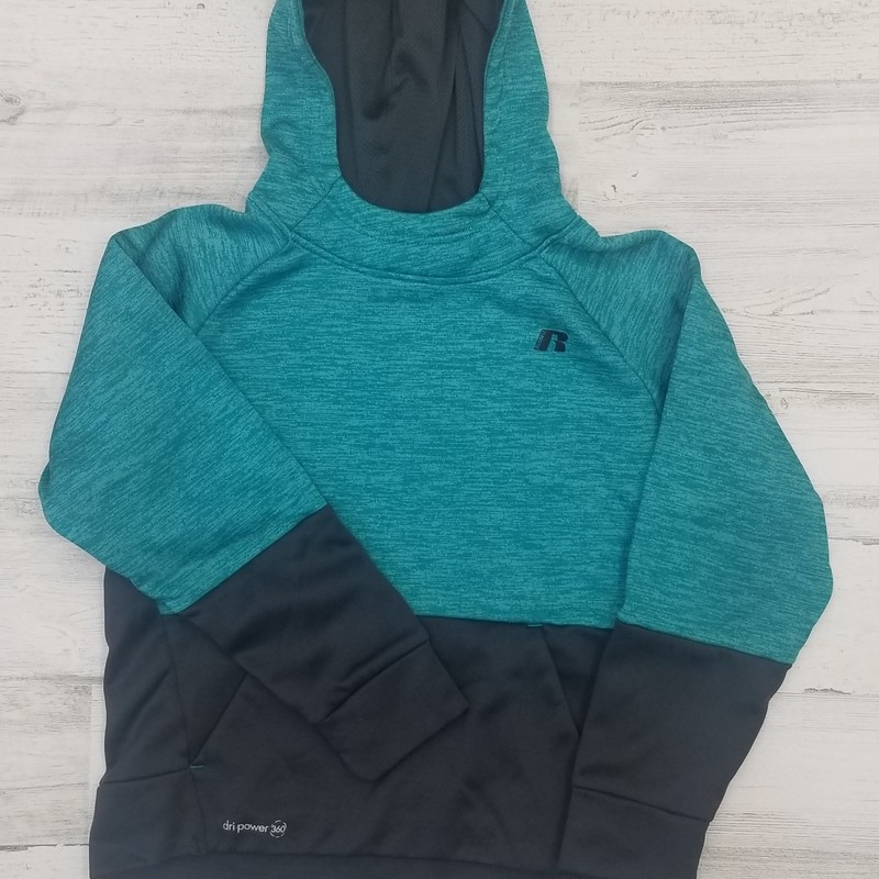 Russell, Teal, Size: 8