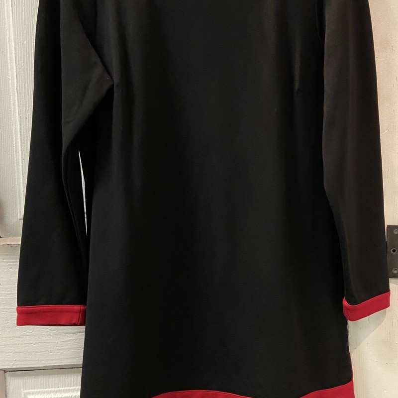 Blk/red Tunic.