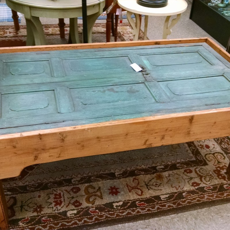 Door Top Coffee Table