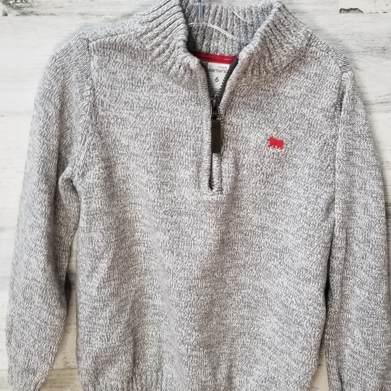 Carters, Gray, Size: 6
