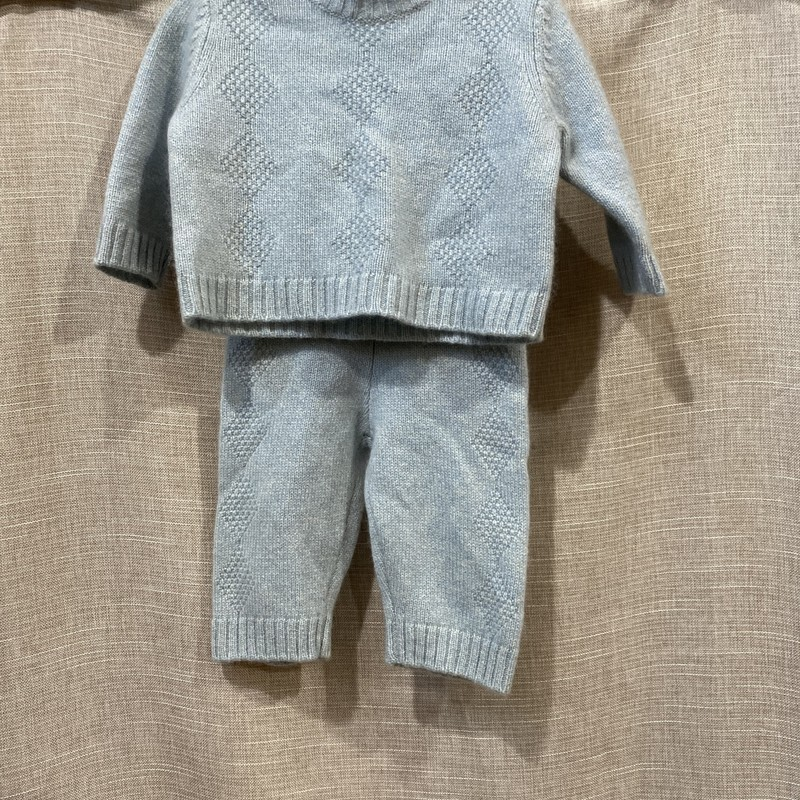 Savannah Baby, Blue, Size: 3 Mos