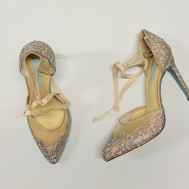 Betsey Johnson Heels.