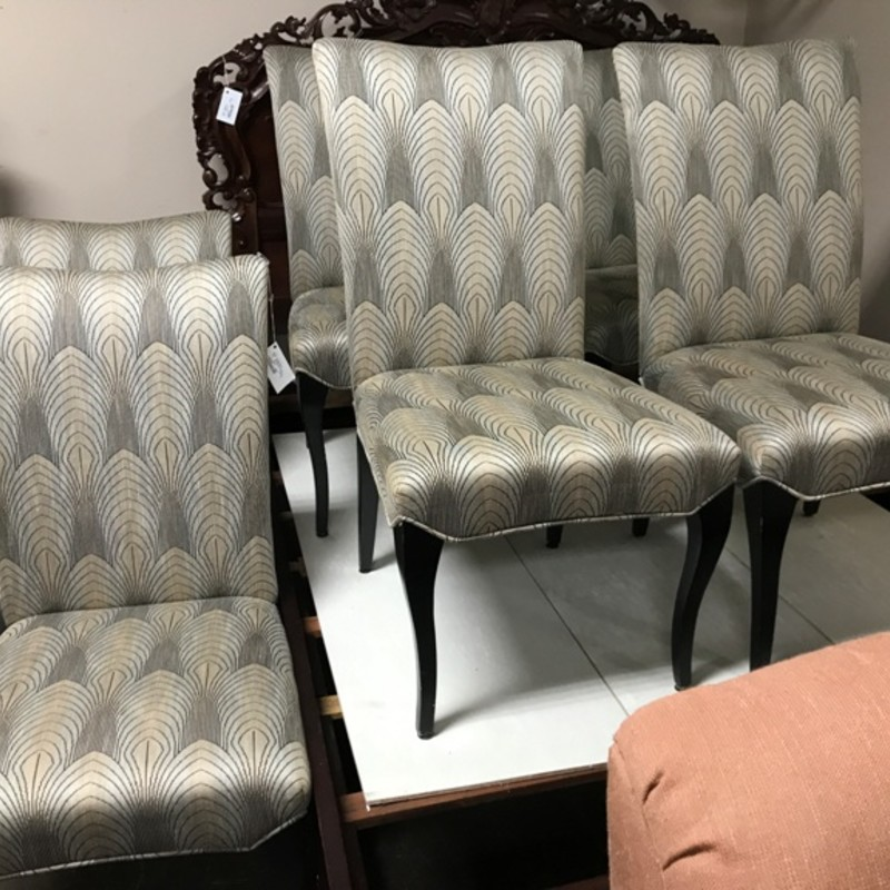 Set of 6 Weiman Chairs