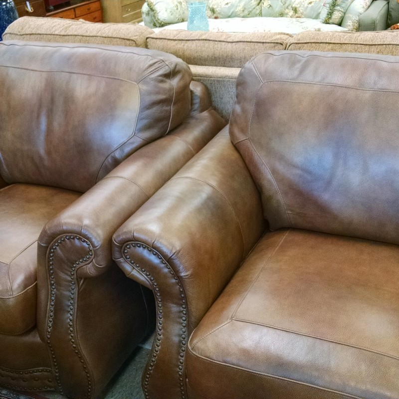buy this leather chair by itself or as a pair<br /> priced each