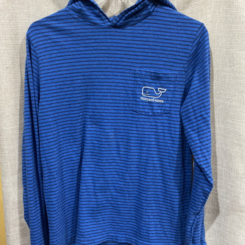 Vineyard Vines, Blue/hoo, Size: 18