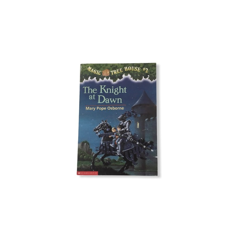 Magic Tree House #2.