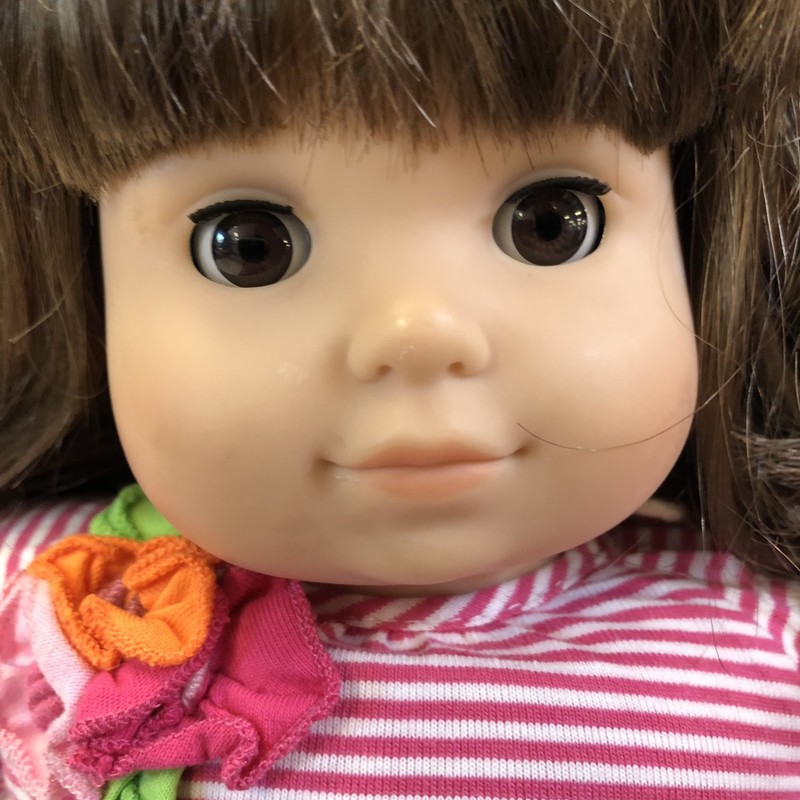 This American Girl~ Bitty Baby is looking for a home.  She would love to become part of your family.