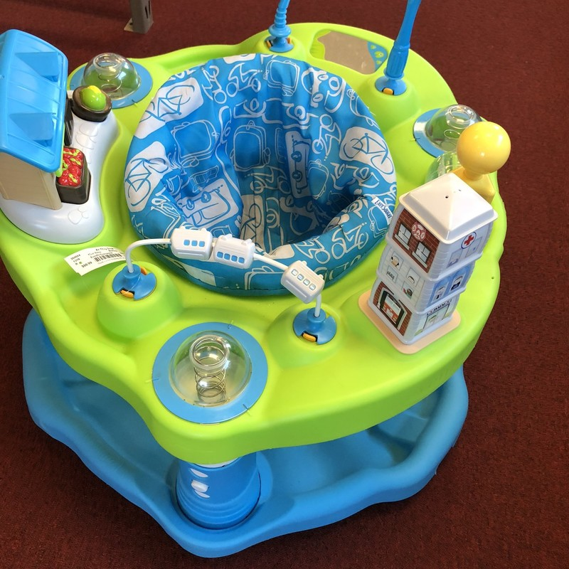 Is your baby getting bored playing on floor?  This might be what your baby is needing.
