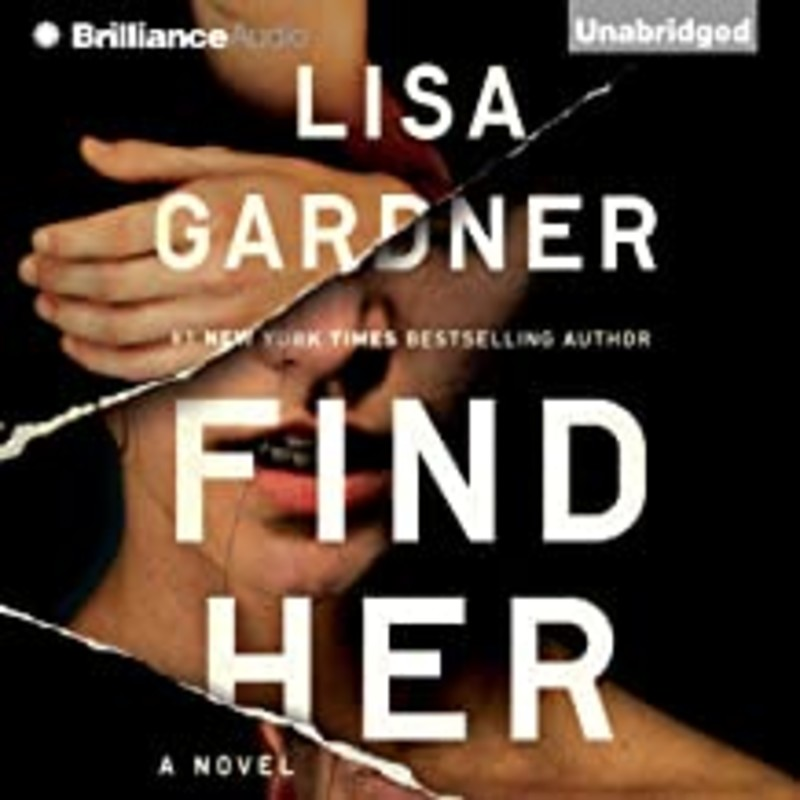 Audio<br /> Lisa Gardner (Goodreads Author)<br /> Find Her<br /> Mystery Thriller Fiction<br /> <br /> Flora Dane is a victim.<br /> <br /> Seven years ago, carefree college student Flora was kidnapped while on spring break. For 472 days, Flora learned just how much one person can endure.<br /> <br /> Flora Dane is a survivor.<br /> <br /> Miraculously alive after her ordeal, Flora has spent the past five years reacquainting herself with the rhythms of normal life, working with her FBI victim advocate, Samuel Keynes. She has a mother who's never stopped loving her, a brother who is scared of the person she's become, and a bedroom wall covered with photos of other girls who've never made it home.<br /> <br /> Flora Dane is reckless.<br /> <br /> ...or is she? When Boston detective D. D. Warren is called to the scene of a crime - a dead man and the bound, naked woman who killed him - she learns that Flora has tangled with three other suspects since her return to society. Is Flora a victim or a vigilante? And with her firsthand knowledge of criminal behavior, could she hold the key to rescuing a missing college student whose abduction has rocked Boston? When Flora herself disappears, D. D. realizes a far more sinister predator is out there. One who's determined that this time, Flora Dane will never escape. And now it is all up to D. D. Warren to find her.