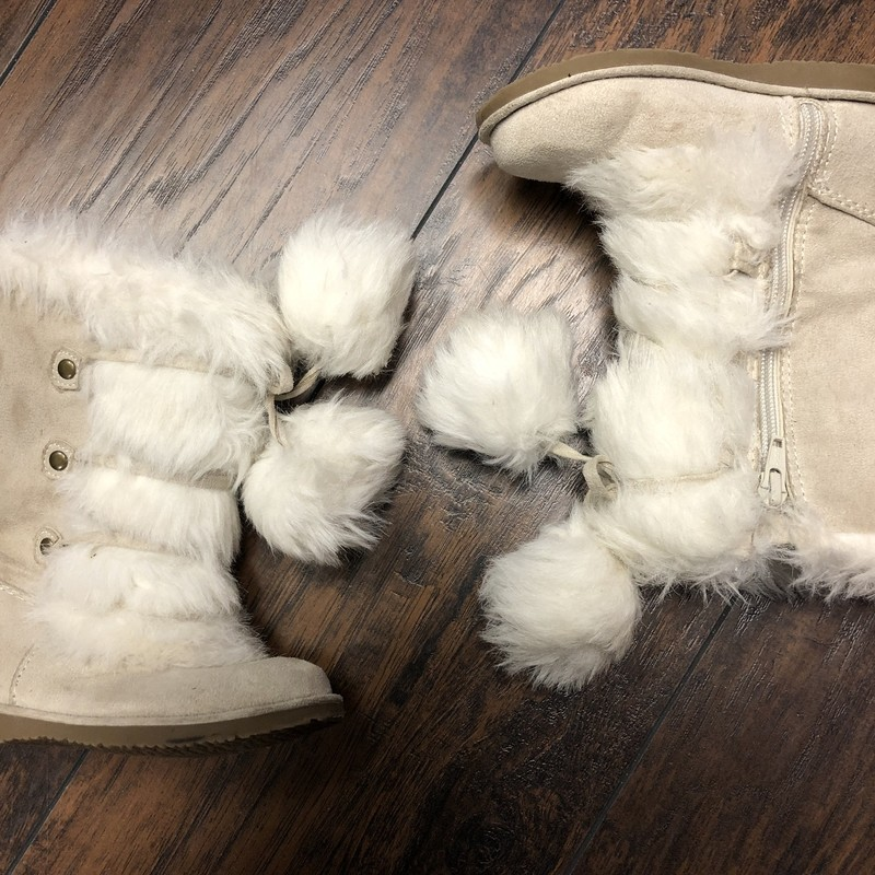 Old Navy Boots, Off White, Size: 8