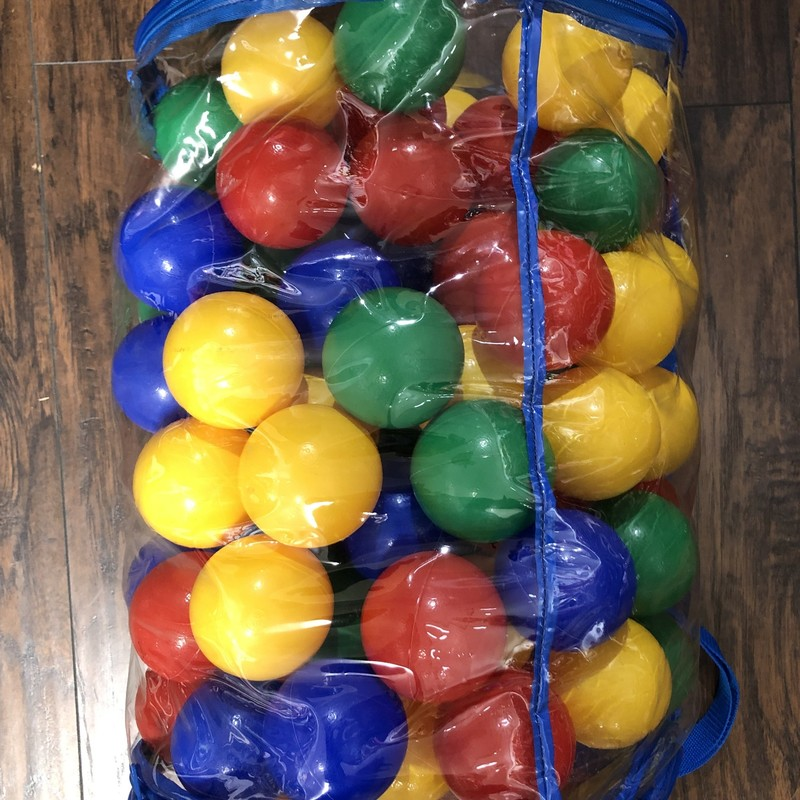 Chicco Pit Balls 100 Multi color<br /> <br /> Store Pick up only