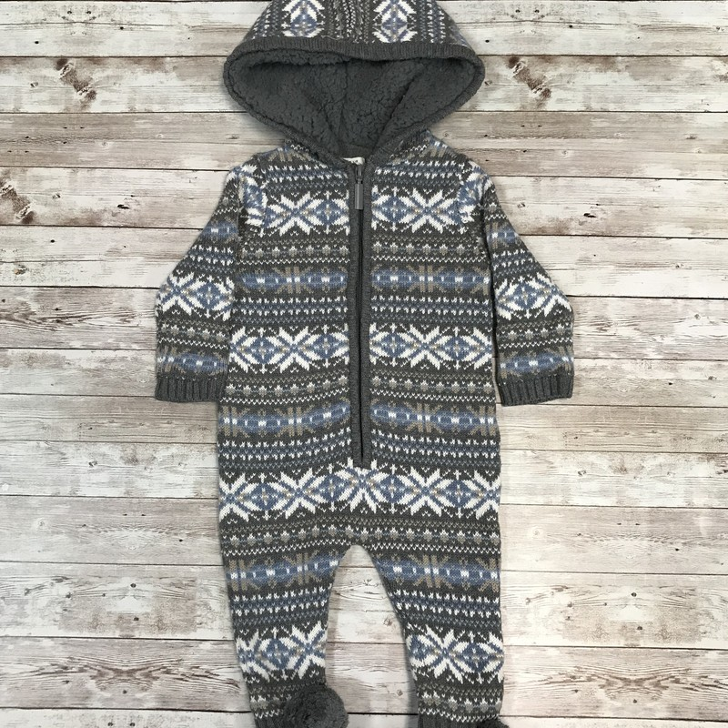 Aspen Kids Knit Suit.