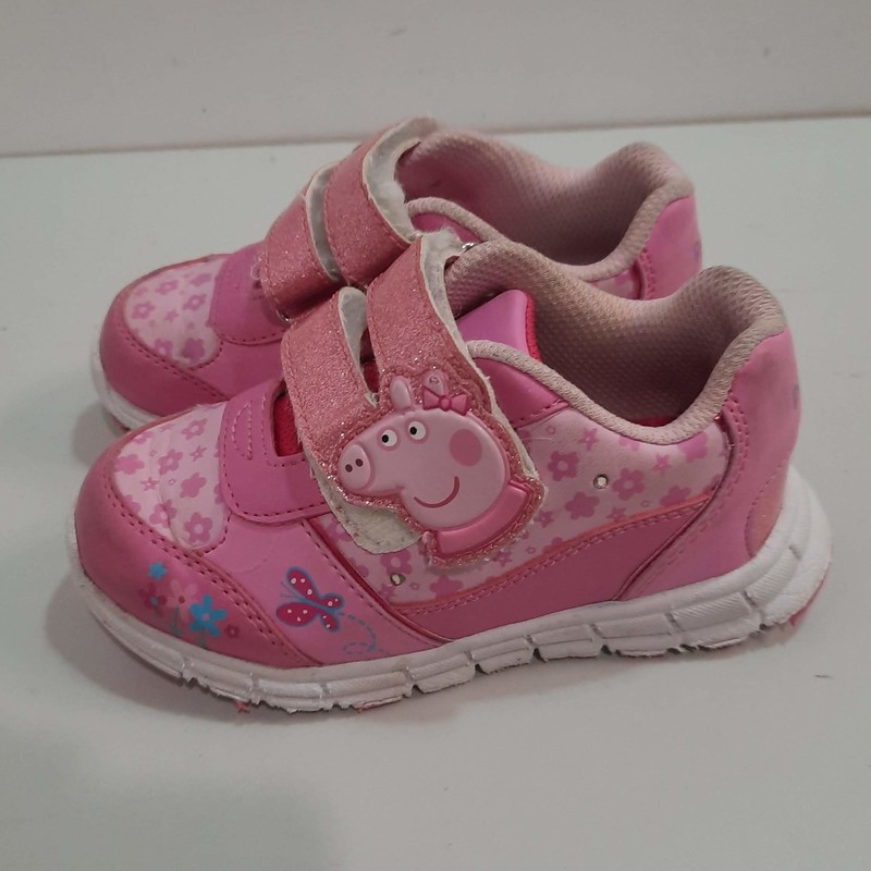 Peppa Youth Athletic Shoe.