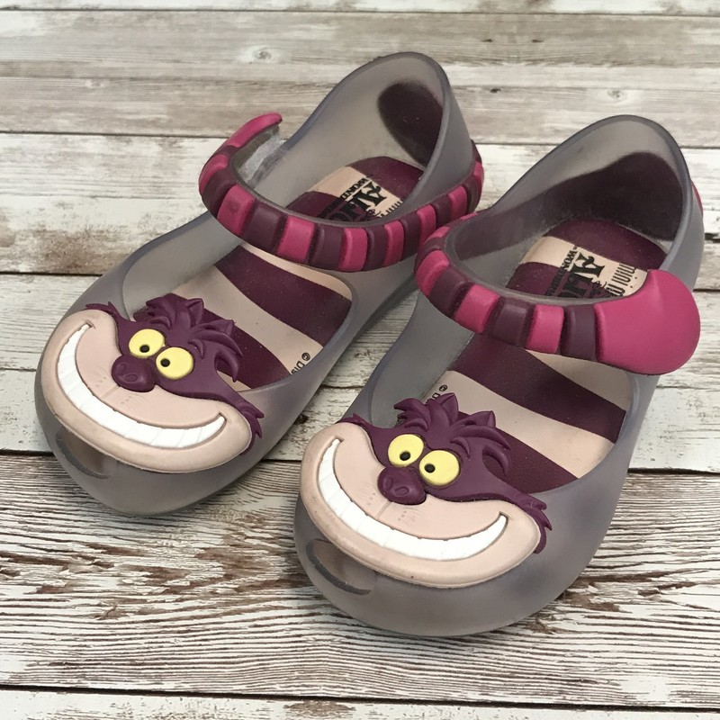 Mini Melissa Alice Shoes.