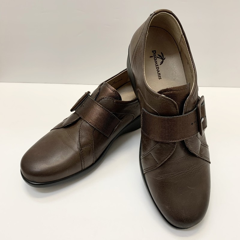 Dromedaris Leather Shoes.