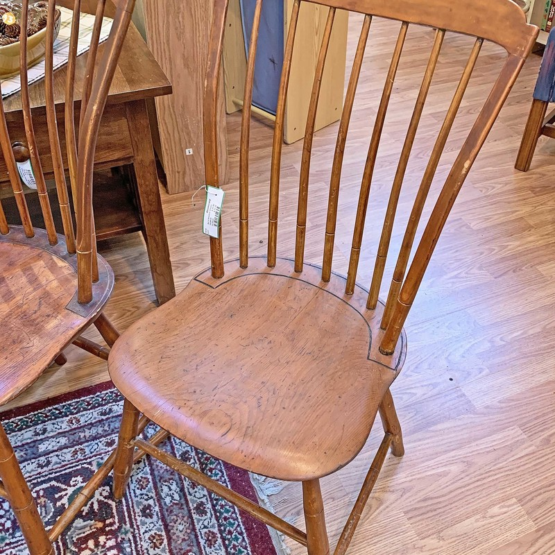 Set 4 Windsor Chairs.
