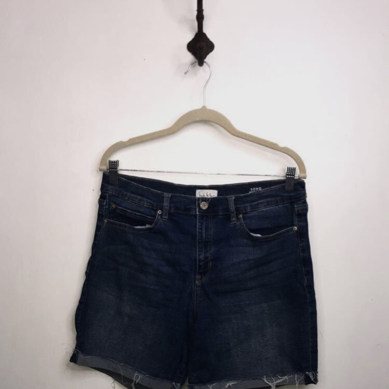 Nicole Miller Denim Short.
