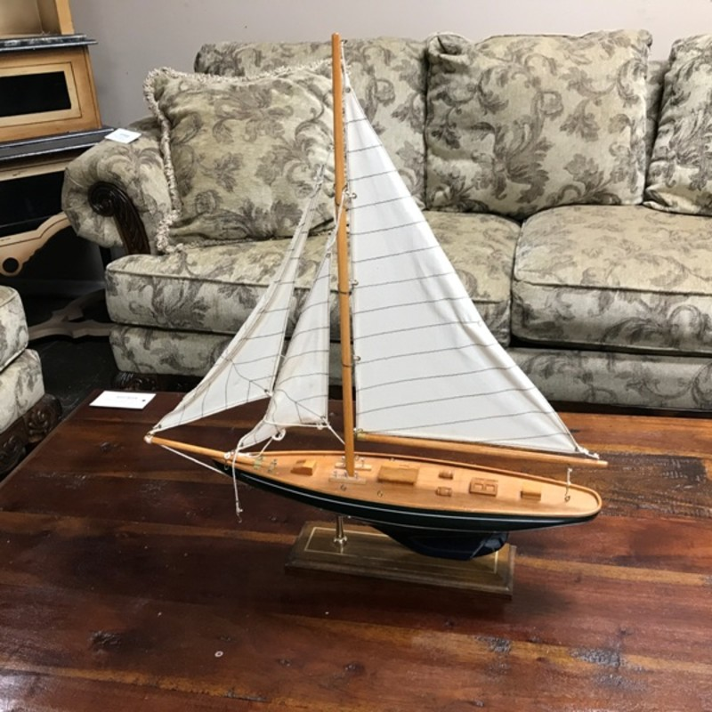 Model Sailboat, Size: 20x22
