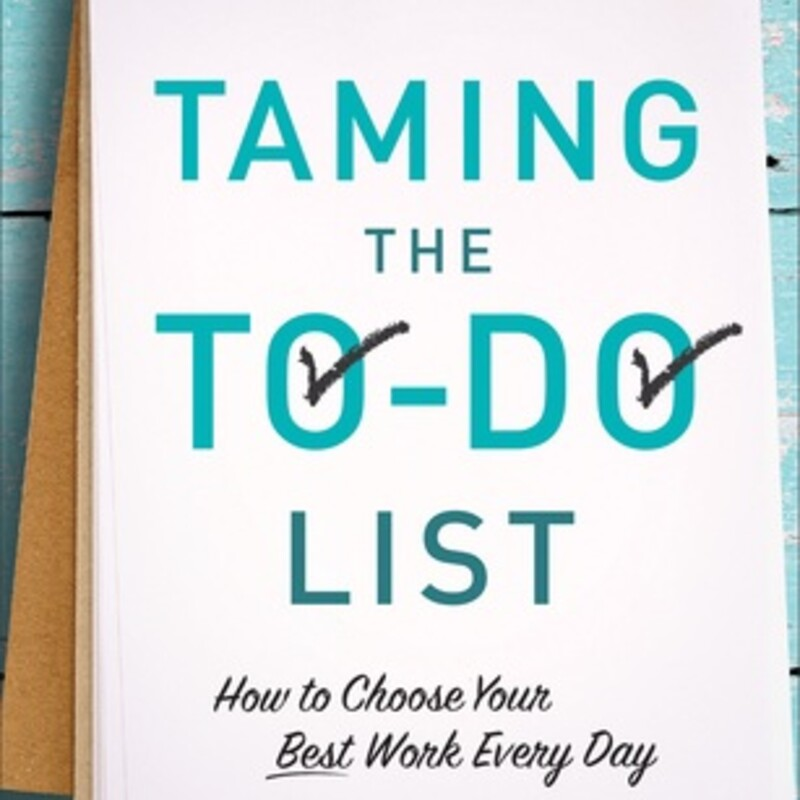 Taming The To Do List.