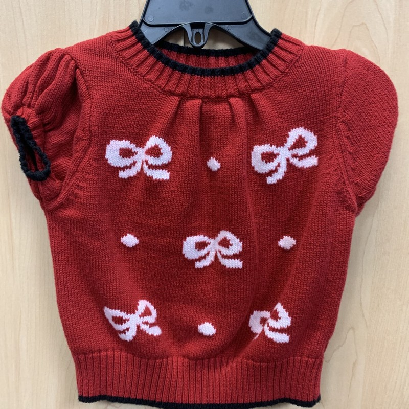 Carters, Red, Size: 3T