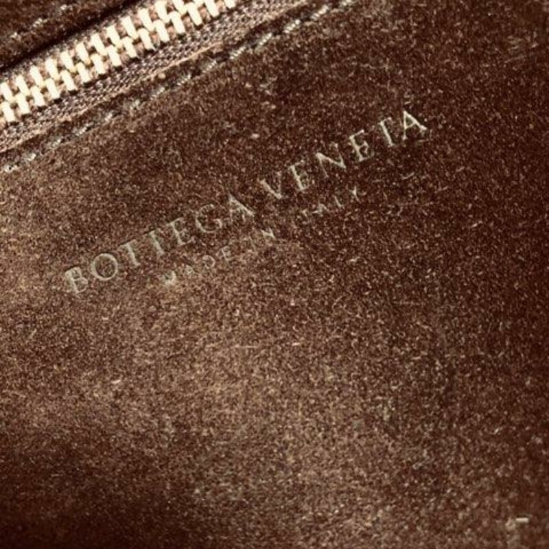 Bottega Veneta, Brown, Butterfly<br /> Authentic<br /> Made in Italy<br /> Preowned Excellent Condition.<br /> Interior very clean, one zip pocket inside.