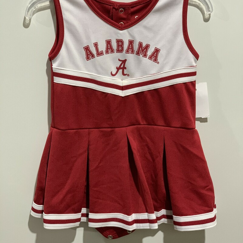 Alabama Cheer Dress.