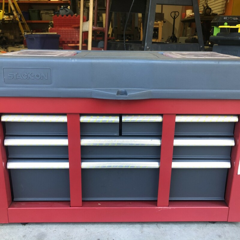 4 Drawer Tool Chest.