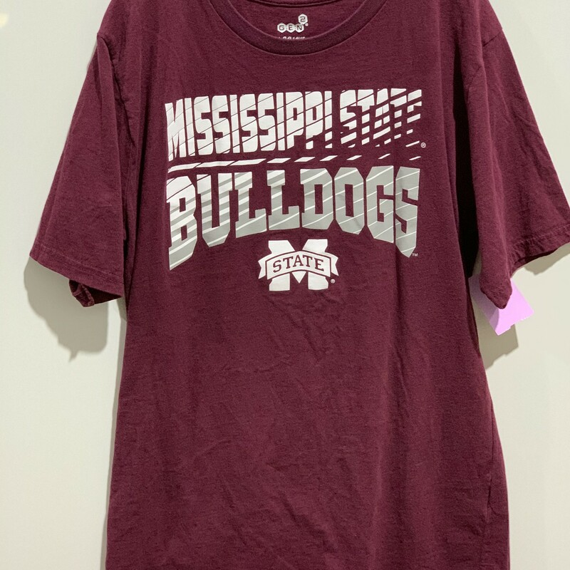 Mississippi State Tee.
