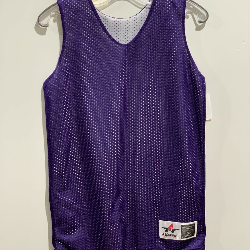 Reversible Basket Jersey.