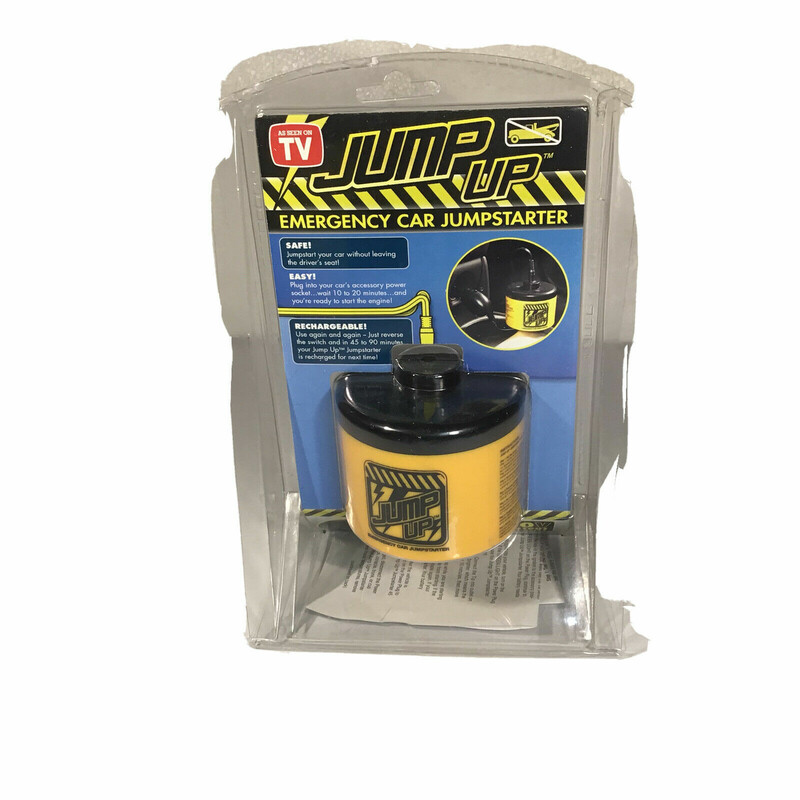 Jumpstarter, Jump Up<br /> Jump Up Emergency Car Starters As Seen On TV Jumpstarter Brand New in the box.