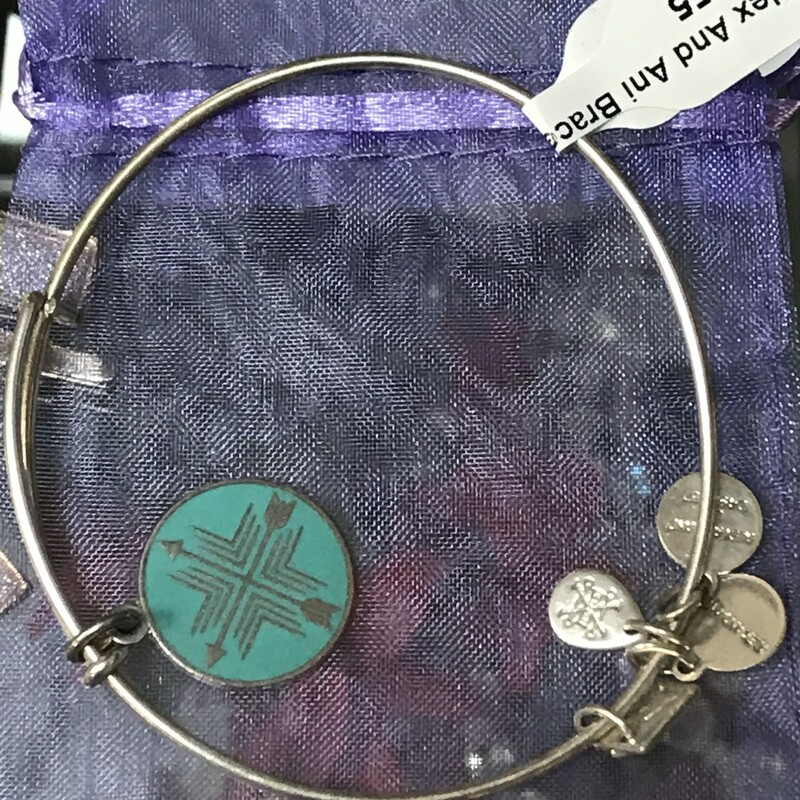 Alex And Ani Bracelet.