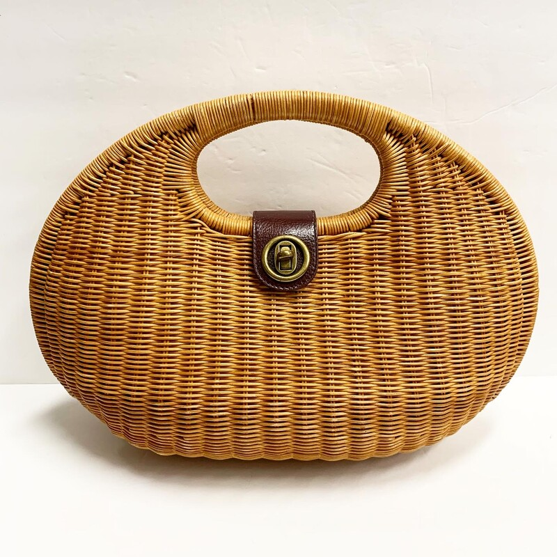 Hobo International Wicker Satchel