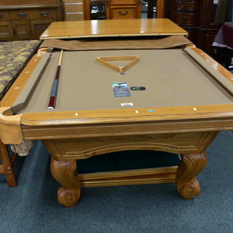 TABLEPOOL TABLE Consign Furniture RENO - Sell your pool table