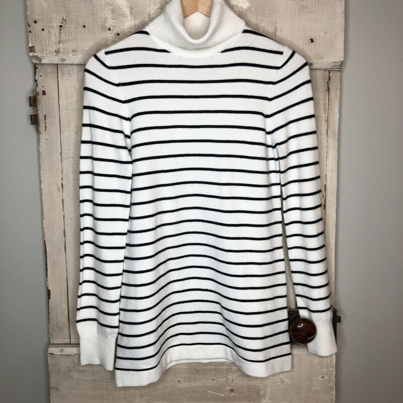 Turtleneck French Connect, Striped, Size: Small