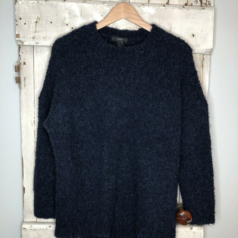 Sweater J Crew, Navy, Size: Small