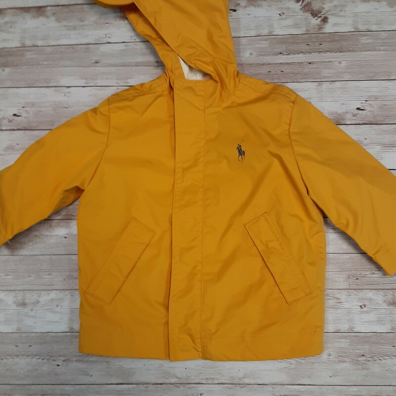 Ralph Lauren Rainjacket.