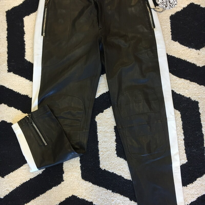 Rag & Bone Leather Pant.