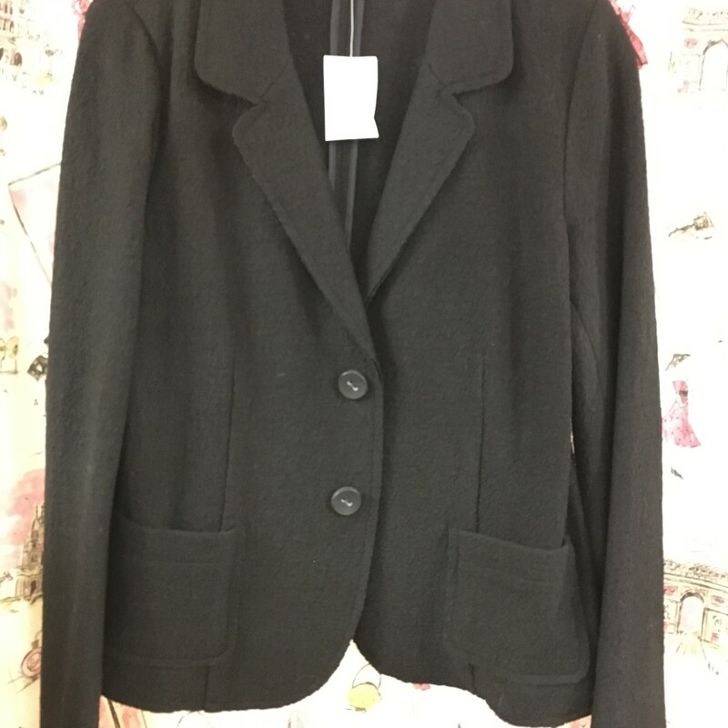 NWT Boiled Wool Jacket.