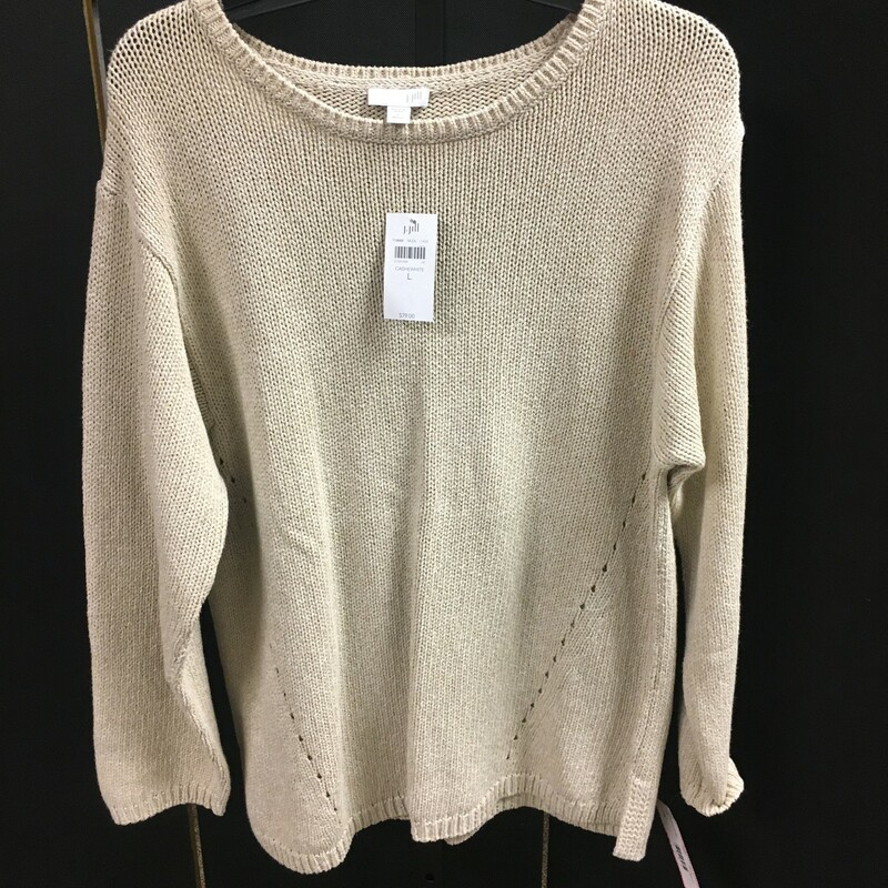 NWT Pullover Sweater.