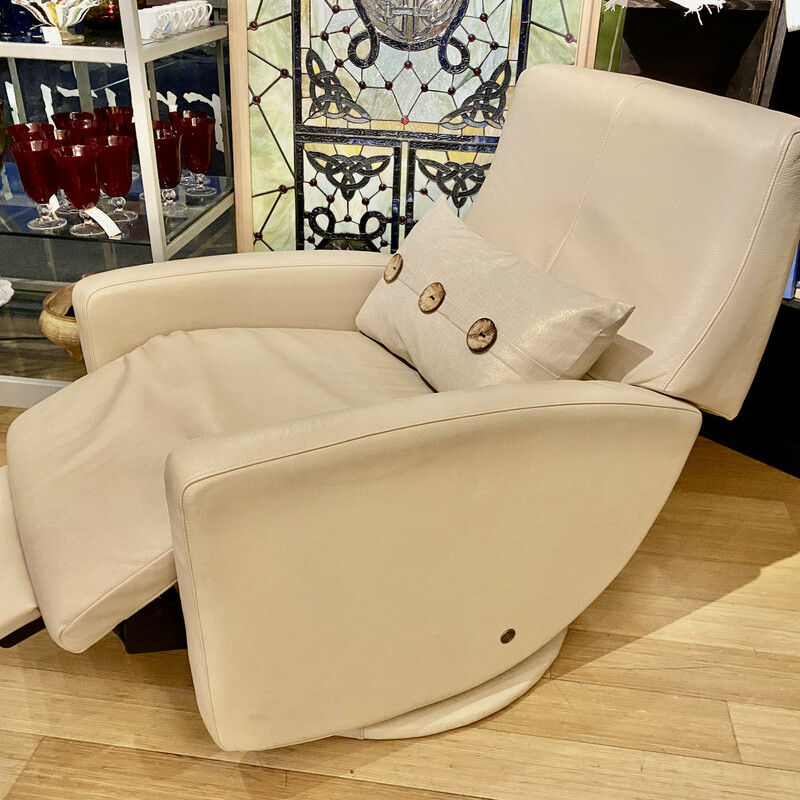 American Leather Swivel Recliner -<br /> 3 available - $834 each