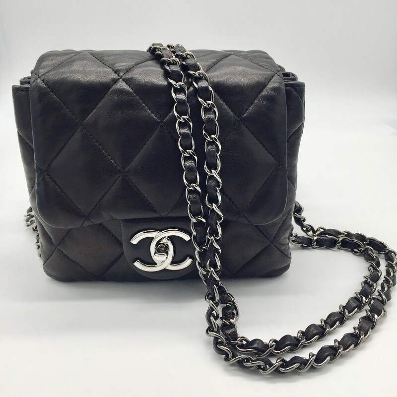 Chanel Classic Mini Flap.