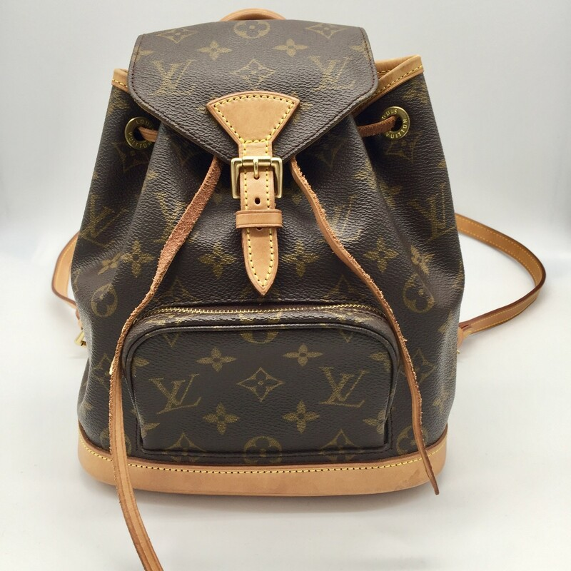 LV Mini Mono 97 Backpack.