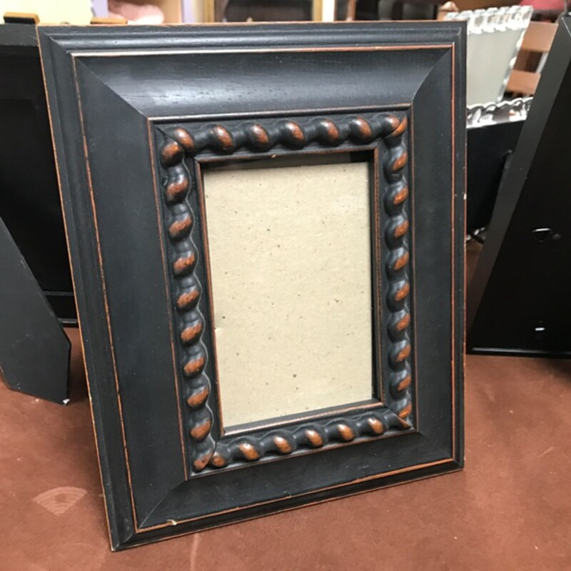 Black Picture Frame.