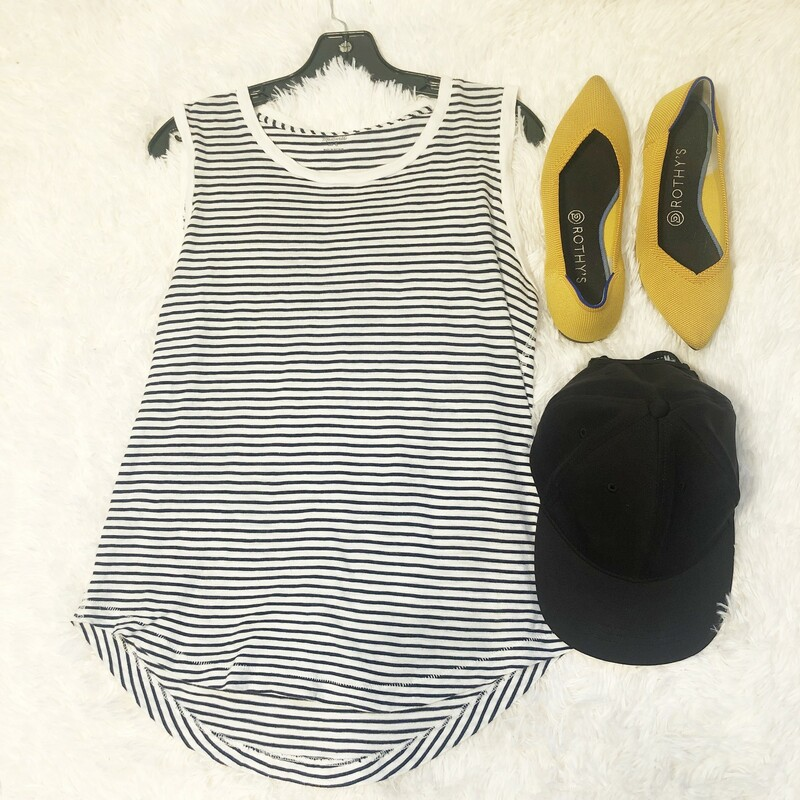 Madewell Black And White.