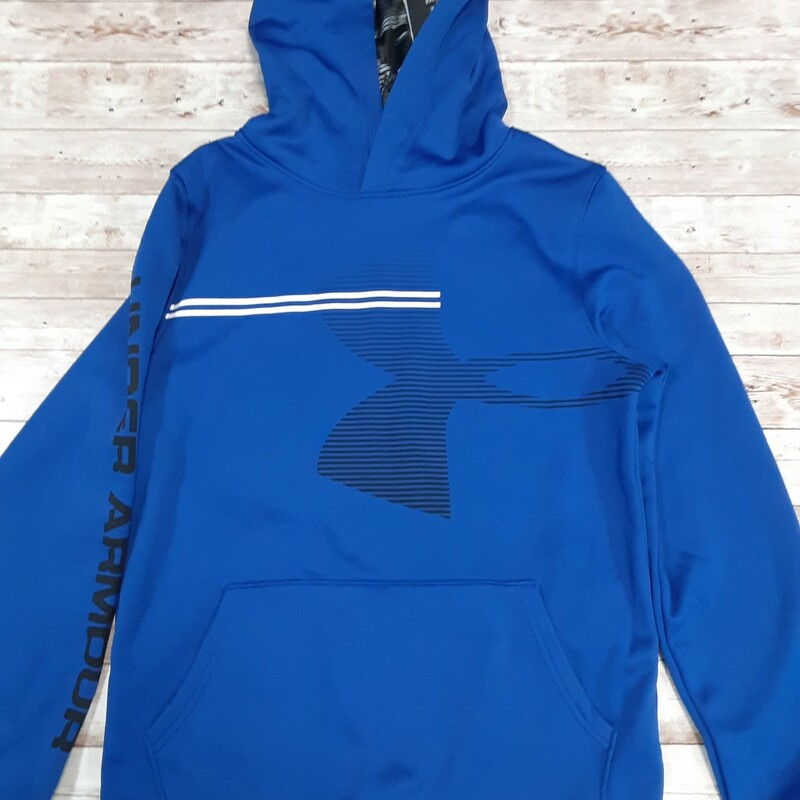 Under Armour Hoody NWT, Blue, Size: 10/12 Boys