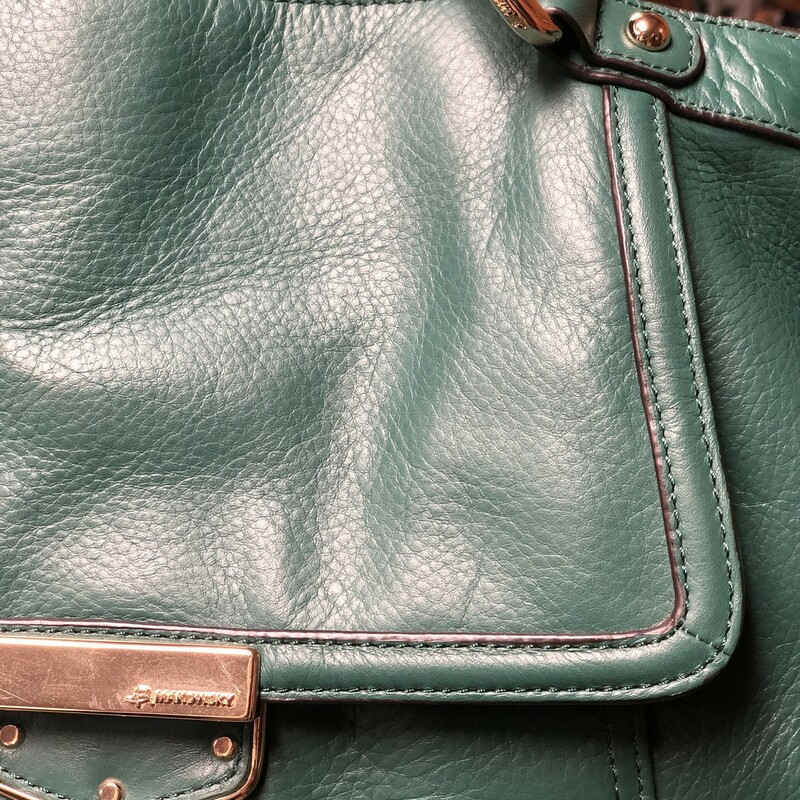 Makowski Leather.
